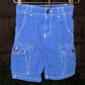 Mini boden board shorts little boys